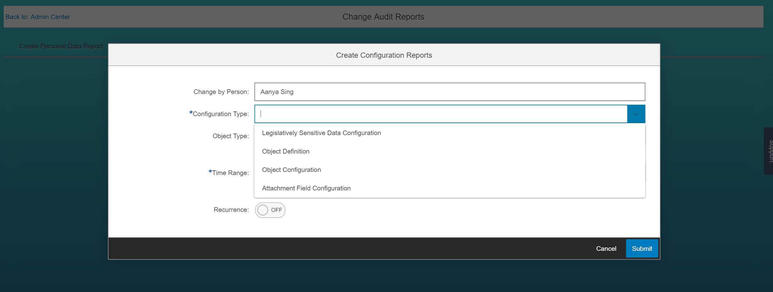 Create Configuration Reports - MDF Data.png