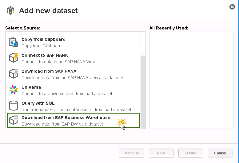 SAP Lumira - SAP BW Connection New.png