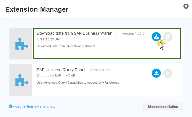 SAP Lumira - Install Extension.png